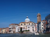 San Geremia, Venice, Italy Royalty Free Stock Images