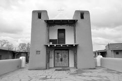 San Geronimo Chapel of St. Jerome Church Royalty Free Stock Images