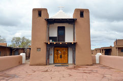 San Geronimo Chapel of St. Jerome Church Stock Photo