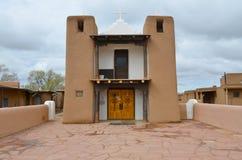 San Geronimo Chapel Royalty Free Stock Image