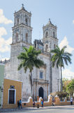 San Gervasio Cathedral Royalty Free Stock Photography