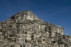 San Gervasio ruins Stock Photography