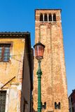 San Giacomo Church Tower Royalty Free Stock Images