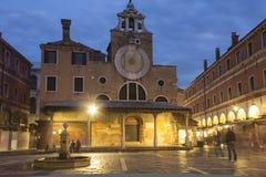 San Giacomo di Rialto Stock Photos