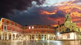 San Giacomo di Rialto - Venice, Time lapse stock video