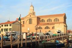 San Giacomo kościół, Chioggia Zdjęcie Stock