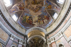 San Giacomo na igreja de Augusta, Roma, Itália Foto de Stock
