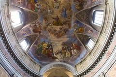 San Giacomo na igreja de Augusta, Roma, Itália Fotos de Stock Royalty Free