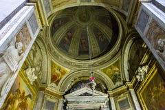 San Giacomo nella chiesa di Augusta, Roma, Italia Fotografia Stock Libera da Diritti