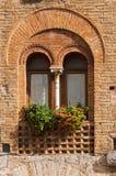 SAN Gimignano - Σιένα Τοσκάνη Ιταλία Στοκ φωτογραφίες με δικαίωμα ελεύθερης χρήσης