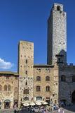 San Gimignano - Тоскана - Италия Стоковые Фото