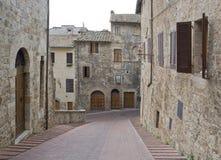 San Gimignano Immagini Stock