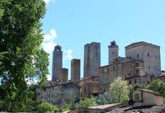 San Gimignano Imagem de Stock Royalty Free