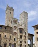 San Gimignano Immagini Stock Libere da Diritti