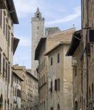 San Gimignano Fotografie Stock