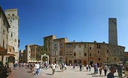 San Gimignano Imágenes de archivo libres de regalías