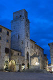 San Gimignano Stockbilder