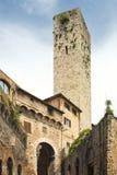 San Gimignano Imagenes de archivo