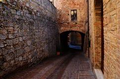 San Gimignano images stock
