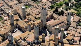 San Gimignano Fotografia Royalty Free