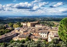 San Gimignano Стоковая Фотография