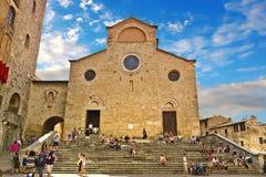 San Gimignano Lizenzfreies Stockbild