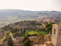 San Gimignano 免版税图库摄影