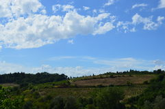 San Gimignano Arkivbilder