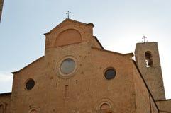 San Gimignano Royaltyfri Fotografi