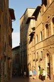 San Gimignano Royaltyfria Bilder