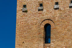 San Gimignano is an ancient town near Siena, Italy Royalty Free Stock Image