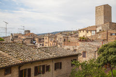 San Gimignano, Italia Fotografie Stock