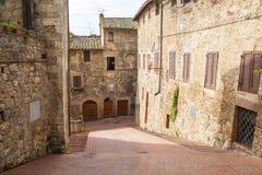 San Gimignano, Italia Fotografia Stock