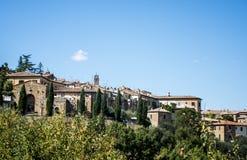 San Gimignano - Italien lizenzfreie stockfotos