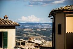 San Gimignano - Italien lizenzfreies stockbild