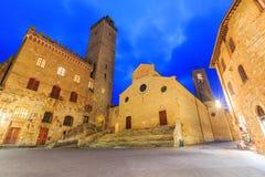 San Gimignano, Italy. Royalty Free Stock Photography
