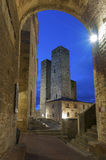 San Gimignano, Italy, Europe Royalty Free Stock Photos