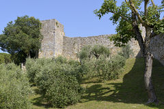 San Gimignano in Italy Royalty Free Stock Photos