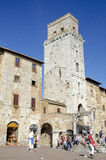 San Gimignano, Italy Royalty Free Stock Photography