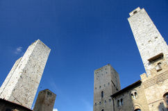 San Gimignano, Italy Stock Photo