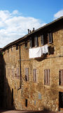 San Gimignano in Italy Royalty Free Stock Images