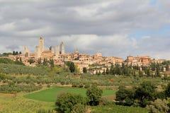 San Gimignano in Italy Royalty Free Stock Photo