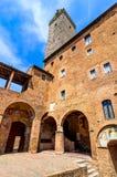 San Gimignano, Italy Stock Images