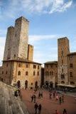 San Gimignano, Italy Royalty Free Stock Image