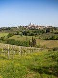 San Gimignano Stock Images
