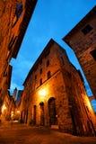 San Gimignano Medieval Village Royalty Free Stock Image