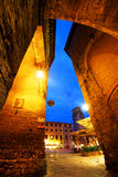 San Gimignano Medieval Village Royalty Free Stock Images