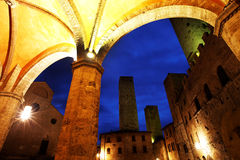 San Gimignano Medieval Village Royalty Free Stock Image