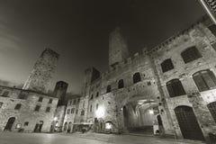 San Gimignano Medieval Village,Tuscany, Italy Stock Images