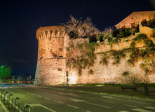 San Gimignano by night - Italy Stock Photography